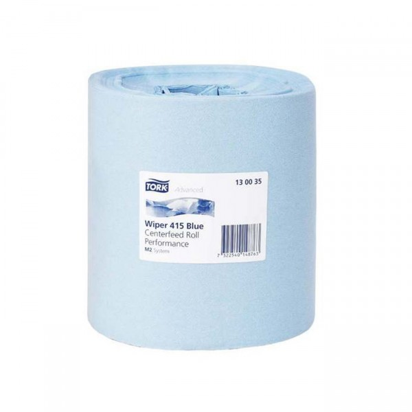 Tork Ρολό Centerfeed Wiping Paper 415 (130035)
