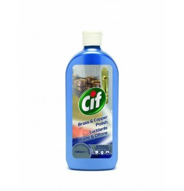 Cif Brass & Copper Polish 0,5ltr