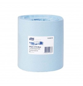 TORK Ρολό Centerfeed Wiping Paper 415 μπλέ 130035